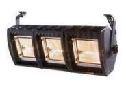 Strand CODA 3 x 500w Asymmetrical Floodlight