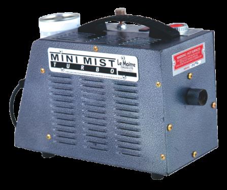 Le Maitre Opti Mist Smoke Machine + Remote