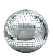 Mirror Ball inc Rotator