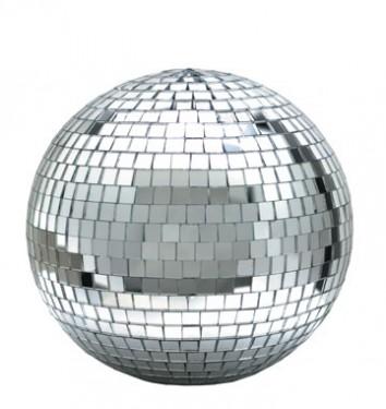 Mirror Ball inc Rotator