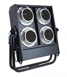 Par 36 4-Lite Unit Molefay Blinder