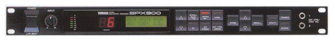 Yamaha SPX 900 Digital Multi Effects Processor