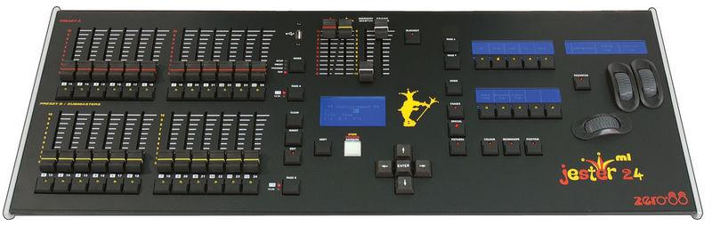 Zero 88 Jester ML 1224 Lighting Desk DMX