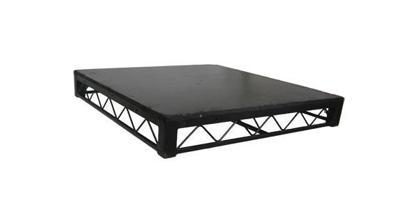 Steel Deck Stage 4' x 4'