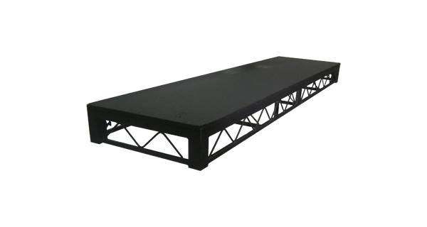 Steel Deck Stage 8' x 2'