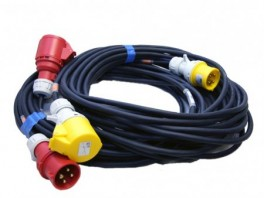 Motor Power + Control Cable 10m