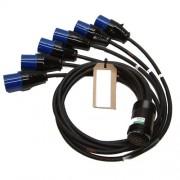 Socapex – 16A Plug Spider