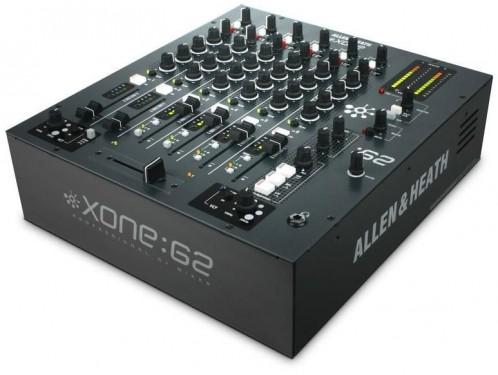 Allen & Heath Xone 6:2 DJ Mixer