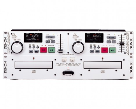 Denon DN1800 Dual/Twin CD Player