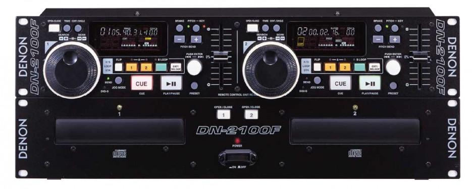Denon DN2100 Dual/Twin CD Player