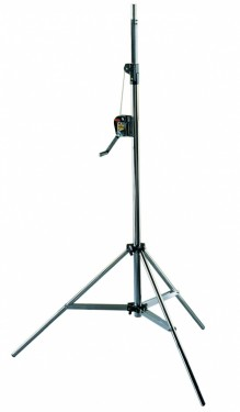 Doughty Nebula Winched Telescopic Stand 2.1m – 4.2m SWL 60kg