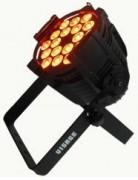 Visage Multipar 18x10w RGBAW LED Par Can - Hire