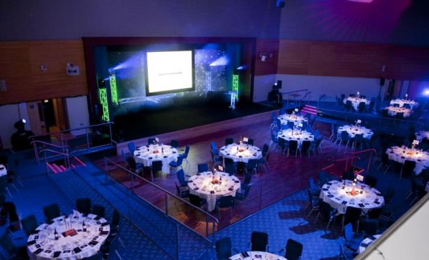 Conference audio visual hire