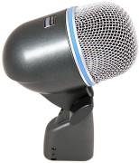 Shure Beta 52A Supercardioid Kick Drum Microphone