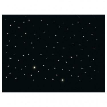 6m x 3m White LED Starcloth inc DMX Controller