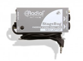 Radial SB-5Radial Engineering SB-5 Laptop DI Box