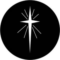 GOBO STAR OF BETHLEHEM 7707