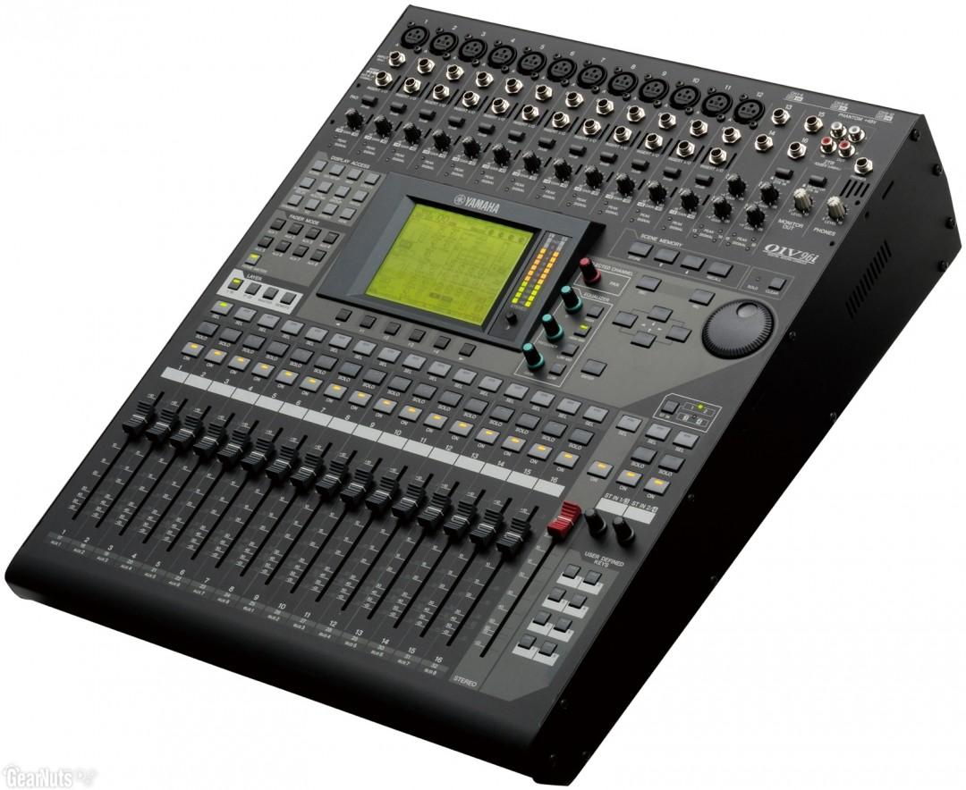yamaha o1v96i digital mixing console cps. Black Bedroom Furniture Sets. Home Design Ideas