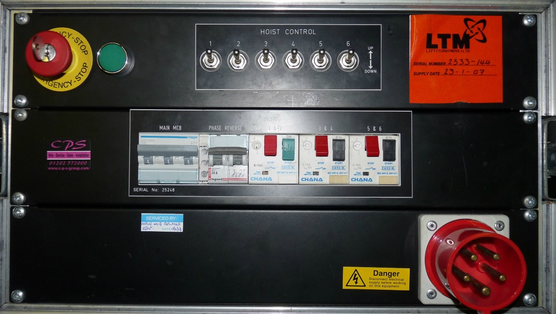 Lodestar Motor Controller 6 Way Cps