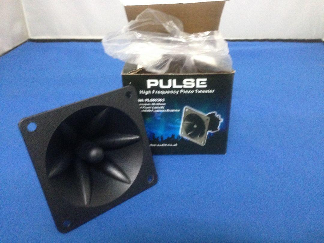 Pulse Piezo Tweeter New Pls00303 Boxed Cps