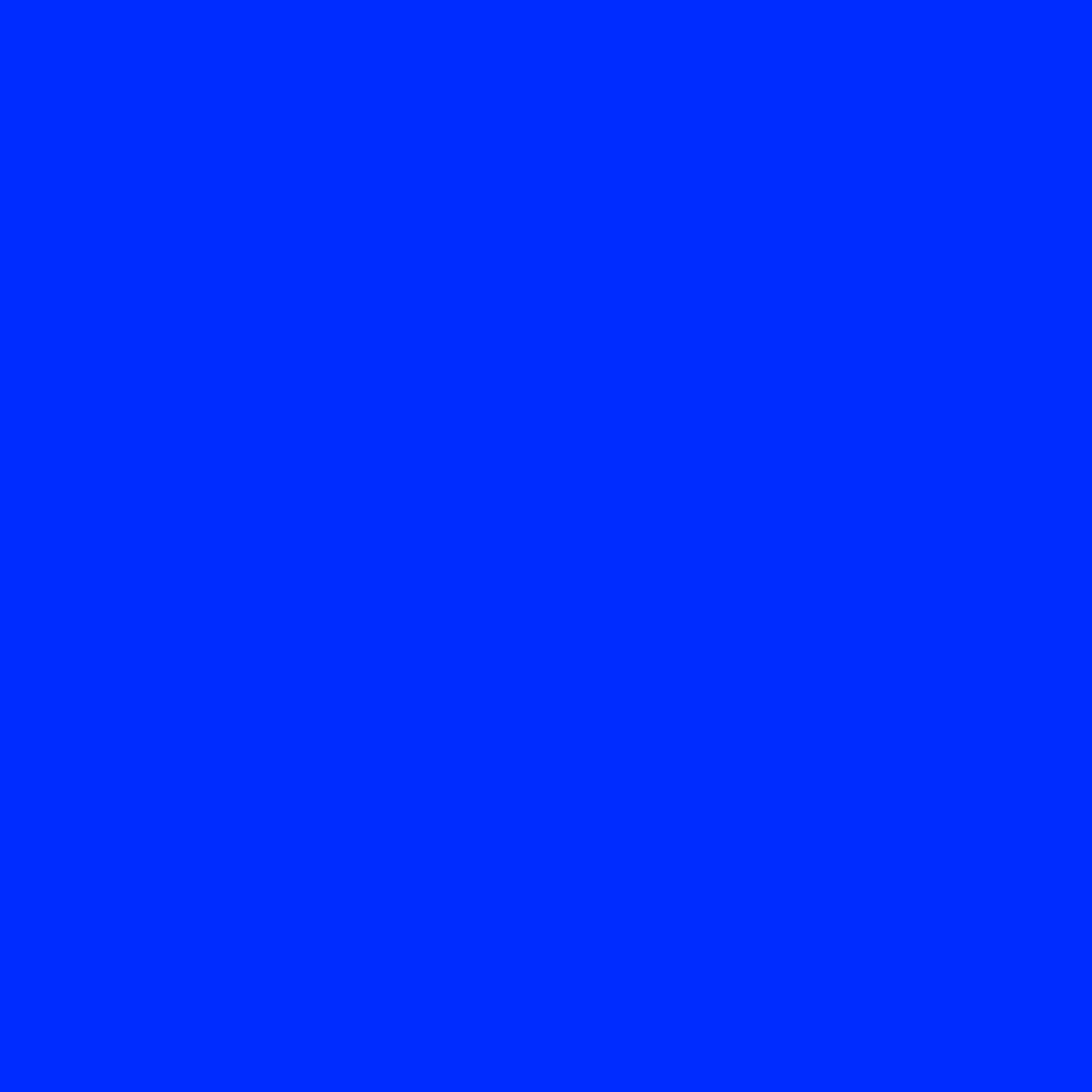 Rosco Supergel Lighting Filter Gel 83 Medium Blue