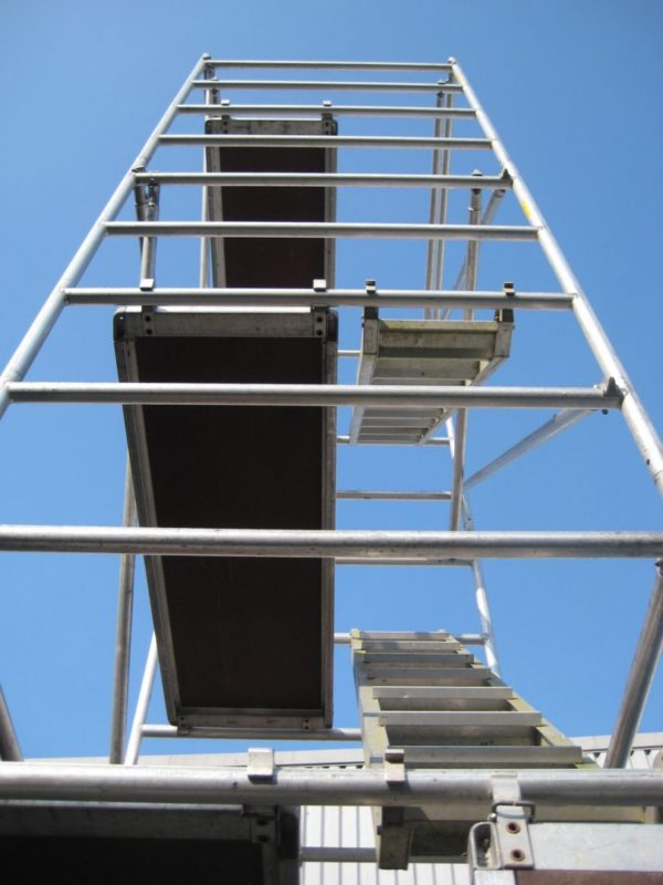 Alto Hd Stair Tower Cps