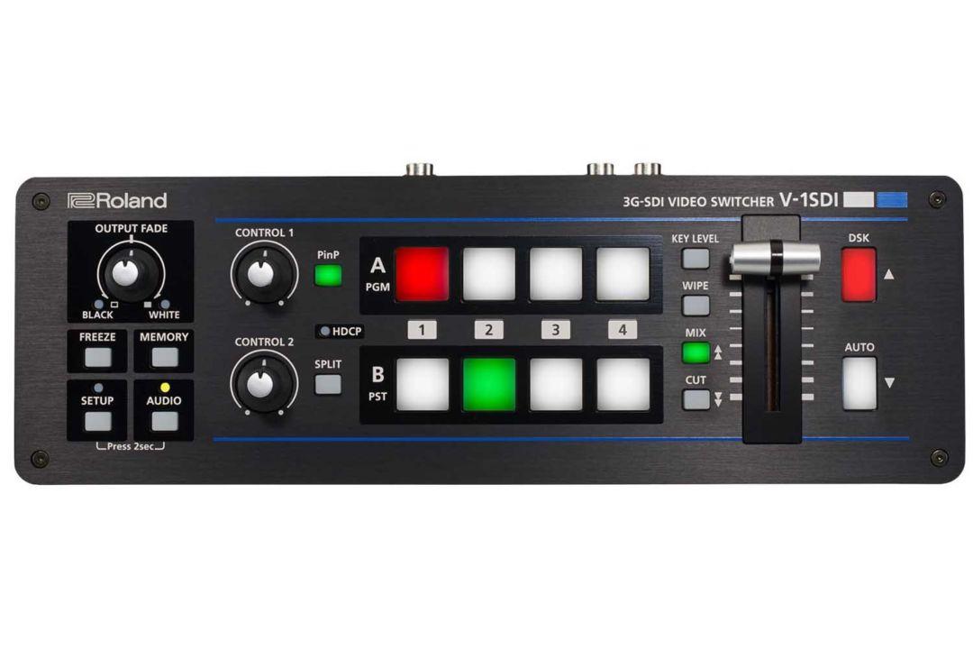 Roland V 1sdi 3g Sdi Video Mixer Cps